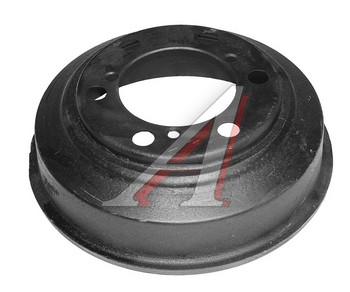 Барабан тормозной ГАЗ-3307, Г-53 передний (Кат. номер: 53-03501070)