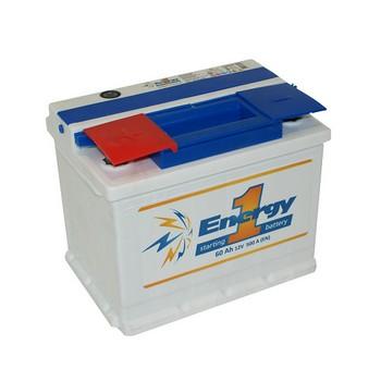Аккумулятор  55а/ч  -=Energy One=- (Кат. номер: АБ6ст-55аз)
