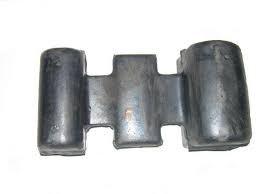 Подушка рессоры Т-150, КрАЗ передней (Кат. номер: 214-2902430А2)