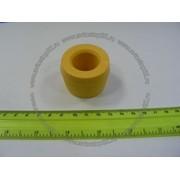 Втулка амортизатора МАЗ, УРАЛ (полиуретан) (Кат. номер: 500А-2905410**0)