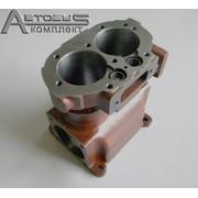 Блок цилиндров компрессора ЗИЛ н/образца (Кат. номер: 130-3509028-Б)