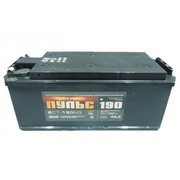 Аккумулятор 190а/ч   -=Пульс=- (кр. болт) (Кат. номер: 514х223х223)