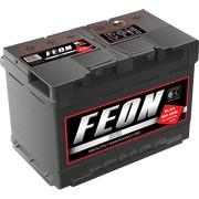 Аккумулятор66а/ч  -=FEON=- Украина (+ -) (Кат. номер: ЦПС5310.412)