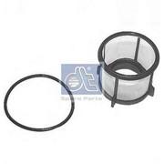 Фильтр топливный MERCEDES сетчатый грубой очистки+кольцо уплот. (Кат. номер: 490698)