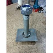 Болт полурессоры (2 пластины+втулка+гайка)