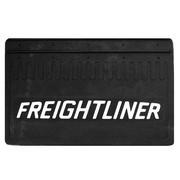 Брызговик Freightliner 350*520 (резина, белая надпись) к-т (Кат. номер: DA-NP177)