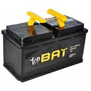 Аккумулятор  90а/ч  -=TopBat=- (обр. пол) (- +) (Кат. номер: 6ст-90апз)