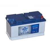 Аккумулятор  90а/ч  -=Vega=- г.Курск обр.пол. (- +) (Кат. номер: 000009011.3)